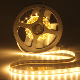 Original 2PCS 5M blanco cálido 5630 SMD no impermeable 300 LED Strip Light para el hogar DC12V