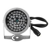 Iluminador infrarrojo invisible 940nm 48 LED IR Luces Lámpara para seguridad CCTV Cámara