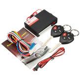 Sistema de entrada sin llave de la cerradura de la alarma de ladrón del control teledirigido del coche para el telecontrol de Toyota 2