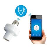 SONOFF® E27 LED Wifi Ampoule Lumière Smart APP Support de ba<x>se Télécommande par IOS Android AC100-250V