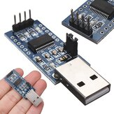 FT232 USB UART Board FT232R FT232RL To RS232 TTL Serial Module 52 x 17 x 11mm