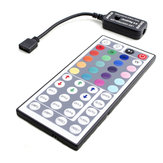 DC12V 6A 72W Infrared LED Controller with 44 Keys Remote Control for RGB Strip Light
