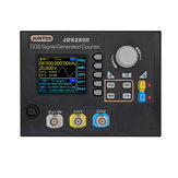 JDS2800 15MHZ 40MHZ 60MHZ Signal Generator Digital Control Dual-channel DDS Function Signal Generator Frequency Meter Arbitrary