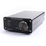 Original NFJ & FXAUDIO FX502S PRO TPA3250 NE5532x2 70Wx2 HIFI Power Digital Amplificador