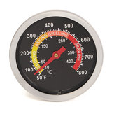 BBQ Thermometer Temperature Measurement Fahrenheit Replacement Smokey Mountain