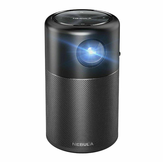 Nebula Capsule Smart Mini Projector Portable 100 ANSI lm Wi-Fi DLP 360° Speaker