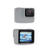 Lens Film HD Tempered Glass Film Anti-scratch Film for Gopro Hero 7 Accessories