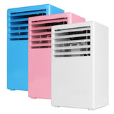 Portable 24W Spray Air Conditioning Fan Touch Control Table Mini 3 Speed ​​Cooling