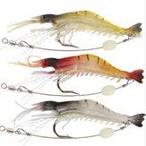 ZANLURE 3PCS 7.5CM الصيد السحر Crankbaits هوكس أسماك الطعم معالجة