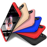 Bakeey™ 3 in 1 Double Dip 360° Full Protective Case For Xiaomi Redmi Note 5/ Xiaomi Redmi Note 5 Pro