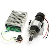 110-220V500Wspilmotormetsnelheidsregelaaren 52 mm klem voor CNC-machine