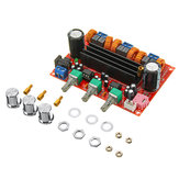 TPA3116D2 2.1 Digital Audio Amplifier Board Subwoofer Speaker Amplifiers DC12V-24V 2x50W+100W
