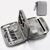 Multifunctional Oxford Store Bag Phone Bag Digital Line Storage Bag for Ipad