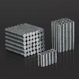 100PCS 3mm x 1mm N35 Néodyme de Terres Rares Aimants Extra Puissants