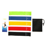 KALOAD 5-40LB Yoga Pull Rope Kits Fitness Exercise Belt Resistance Bands Sports Training Equipment