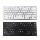 Wirelss Bluetooth 3.0 Teclado para iPhone iPad Macbook Samsung Tablet PC iOS Android Dispositivos