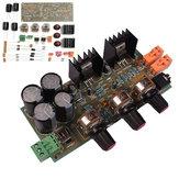 TDA2030A 2.0 Audio Amplifier Module Board 18W*2 Double Track DIY Kit