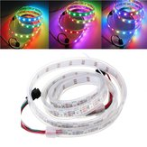 1M DC5V WS2812 WS2812B 60 SMD 5050 RGB Colorful Waterproof IP67 LED Strip Individually Addressable