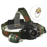 XANES2401500LumensXPELed à bicyclette à phare Zoominfini Outdoor Sports HeadLamp 3 Modes