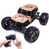 Original 8822G 1/12 2.4G 2WD Racing Rc Coche 43 km / h 32 * 26 * 12 cm Off Road Rock Crawler con aleación Shell Toy
