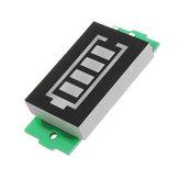 1S/2S/3S/4S Lithium Batterie Pack Voyant indicateur de puissance Véhicule électrique Batterie Indicateur de puissance 4V / 8V / 12V / 16V Power Storage