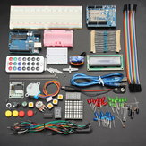 Geekcreit® UNO R3 Basic Starter Learning Kit No Battery Version For Arduino
