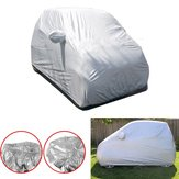 Car Cover Sun Rain Dust Proof Waterproof Shield for Benz Smart Fortwo 2.7X1.7X1.6m