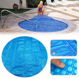 7x7ft Round Hot Tub Heat Retention Cover Heat Retention Bubble SPA Thermal Blanket