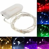 2M 20LED Copper String Fairy Light Battery Powered Xmas Light Party Wedding Lamp