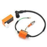 Original Racing Ignition Coil CDI para Honda XR CRF 50cc 70cc 90cc 110cc 125cc ATV Pit Dirt Bike