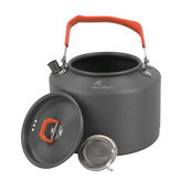 Fire Maple 1.5L Camping Picnic Kettle Coffee Tea Pot With Heat Proof Handle Tea Strainer FMC-T4