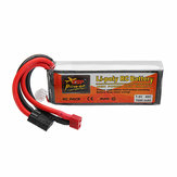 ZOP Power 7.4V 7000mAh 40C 2S Lipo Battery TRX Plug for TRAXXAS SUMMIT RC Car