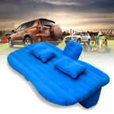 Original Cama de aire perezosa del sofá de la cama del sueño del viaje al aire libre del colchón inflable del tronco de PVC Coche para SUV