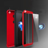 Bakeey™ 2 in 1 Double Dip 360° Full Protection PC With Screen Protector for Xiaomi Redmi 5/Redmi 5P