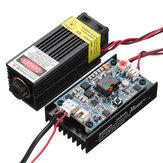 Luzazuldelmódulodegrabado 450nm 5W Láser con modulación TTL