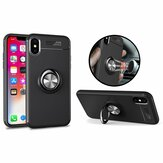 C-KU 360º Rotating Ring Grip Kicktand Case For iPhone X/8/8 Plus/7/7 Plus/6s/6s Plus/6/6 Plus