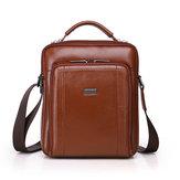 Original Men Genuine Leather Leisure Handbag Crossbody Bag