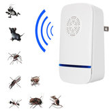 Original Automic Electric Ultrasonic Mosquito Dispeller Rat Mouse Repellent Intelligent Insect Repellent