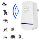 Original Automic Electric Ultrasonic Mosquito Dispeller Rat Mouse Repellent Intelligent Insect Repellent