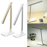 Folding Touch Sensor LED Desk Table Light USB Dimmable Eye Care Reading Lamp