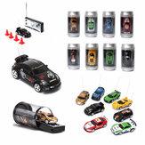 Mini Cola kann Funkfernsteuerung mit Micro Racing RC Car