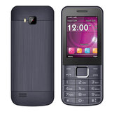 SERVO 225 2,4 pouces 1100mAh Bluetooth Whatsapp Fackbook FM MP3 en métal corps double carte SIM Feature Phone