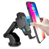 Bakeey Type-C 10W Automatic Sensor Qi Wireless Car Charger Mount for Samsung for iPhone Xiaomi