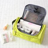 Honana HN-TB6 Hanging Toiletry Travel Bag Waterproof Shaving Kit Makeup Organizer