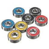 8pcs 8x22x7mm ABEC 7 Groove Ball Bearings Skateboard Bearings