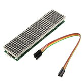 Geekcreit® MAX7219 Dot Matrix Module 4-in-1 display voor Arduino