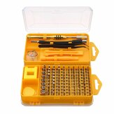 110 in 1 Multifunction Screwdriver Set Watches Phone Repair Tools Bits Kits DIY