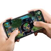Baseus 1 Paire Mobile Téléphone Gamepad Game Controller Trigger Joystick pour iPhone XS MAX XR Oneplus 6