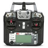 Flysky FS-i6X 10CH 2.4GHz AFHDS 2A RC Transmetteur avec FS-iA10B Récepteur