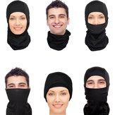 Nihai Isıl Koruma Rüzgar Geciktirmeli Kayak Taktik Maske Soğuk Hava Yüz Maske Boyun Isıtıcı